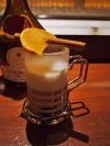 milk & honey cocktail