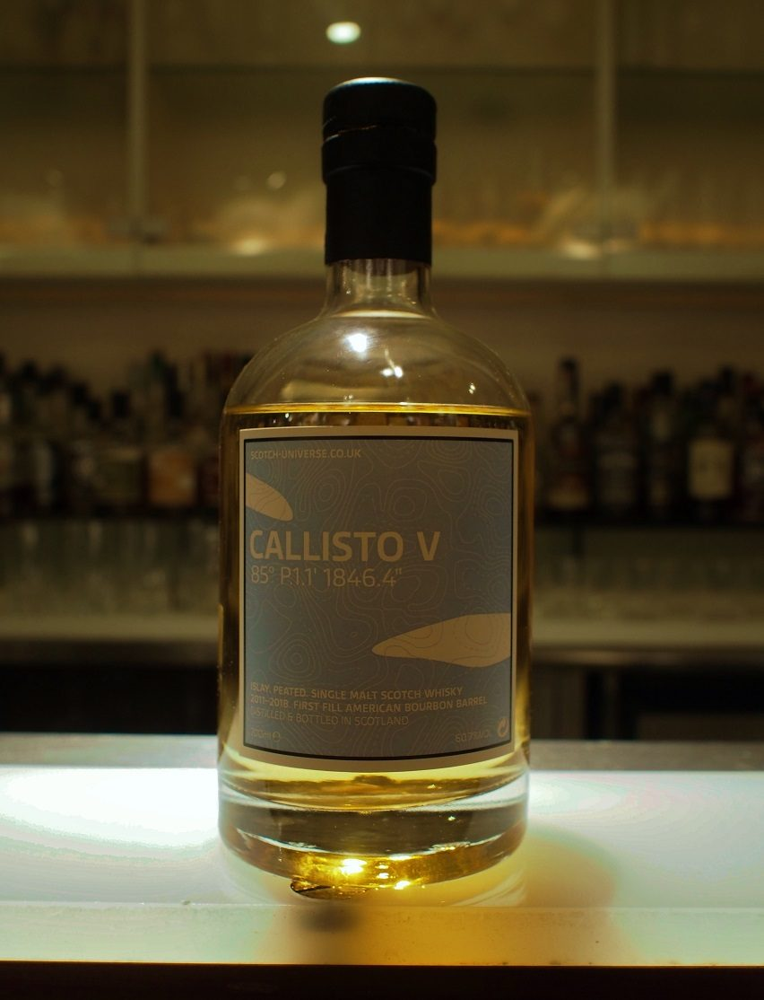 scotch universe callisto V