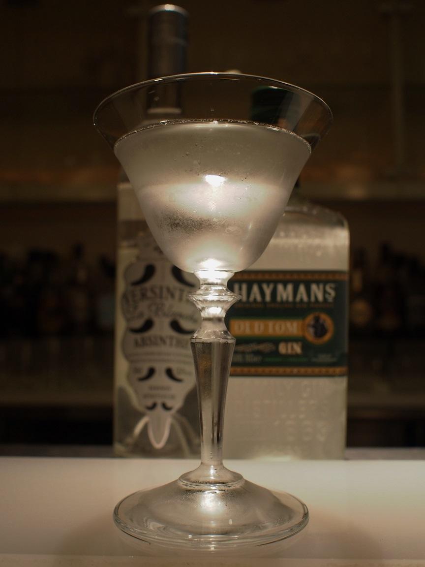 old tom cocktail